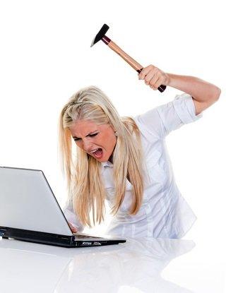 Was kann man bei Internet-Störungen tun?